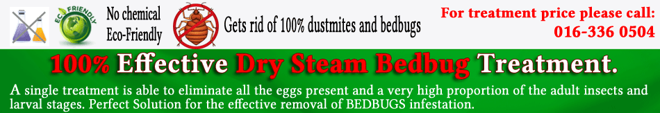 bed bug treatment malaysia control
